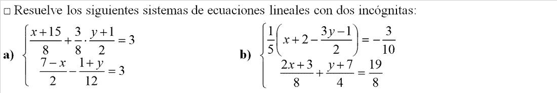 Resolver ecuaciones sistemas de ecuaciones for Ecuaciones de cuarto grado